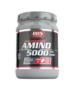 BBN Hardcore Amino 5000 325 XXL Tabs