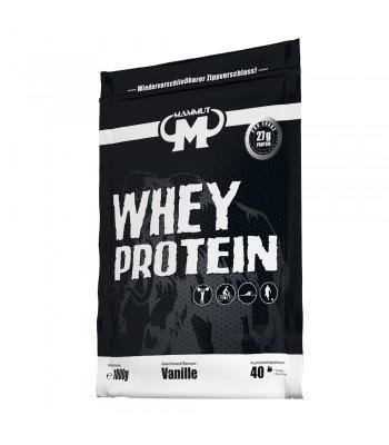 Mammut Black series 100% Whey Protein 1 Kg