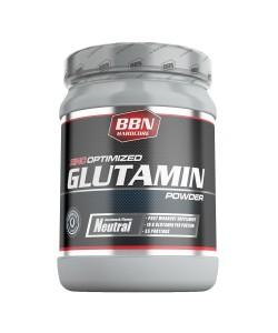 BBN Hardcore Poudre de Glutamine 550gr 100%