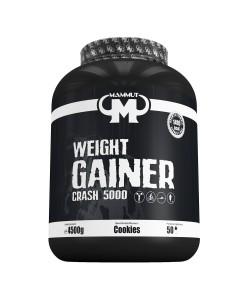 Mammut Black series Weight Gainer crash 5000 4,5 Kg